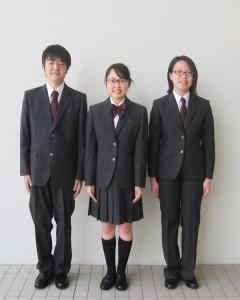 大江戸高等学校制服画像
